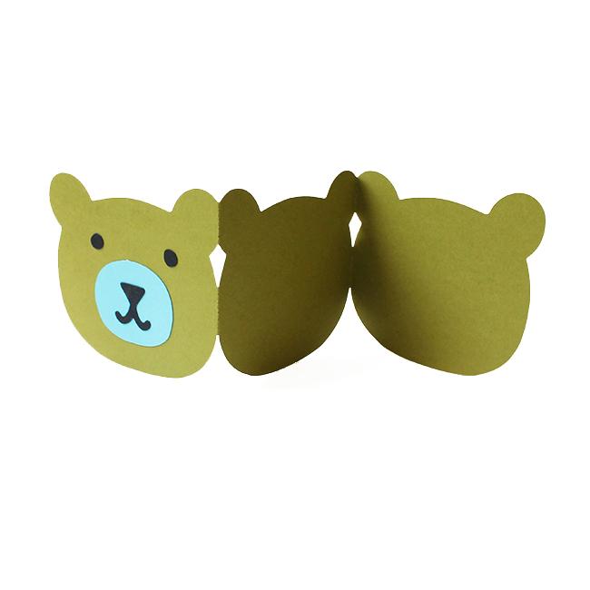 bear trifold